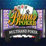 Multihand Bonus Poker