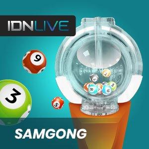 Sam Gong IDNLIVE