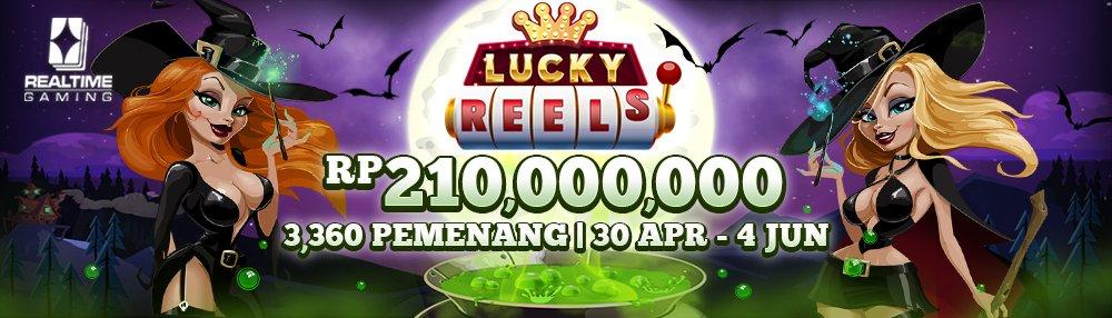 RTG Lucky Reels7